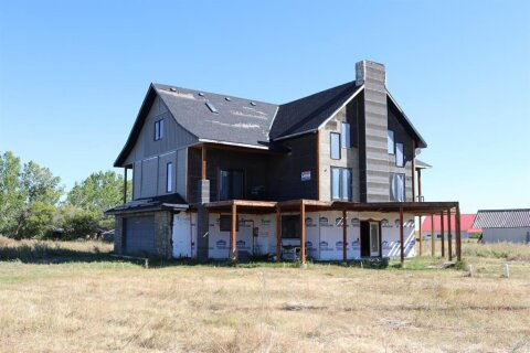 House for sale at 1 Main St Rural Wheatland County Alberta - MLS: A1032231