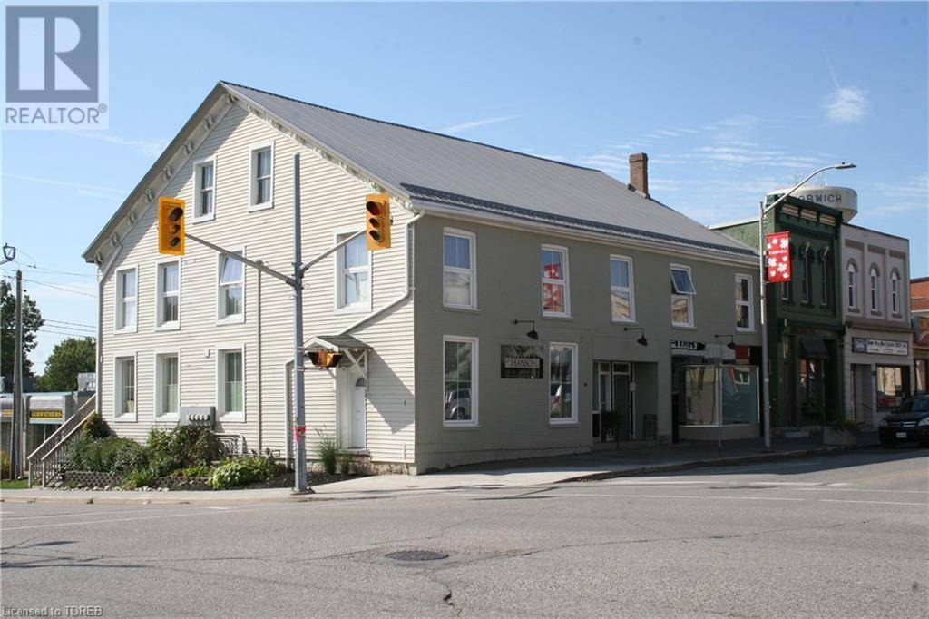 Townhouse for sale at 1 Main St West Norwich Ontario - MLS: 243750