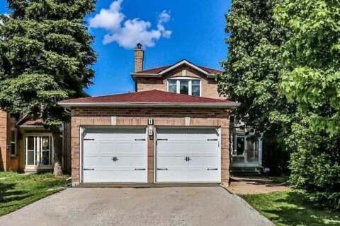 House for sale at 1 Major Elliott Ct Markham Ontario - MLS: N4870045