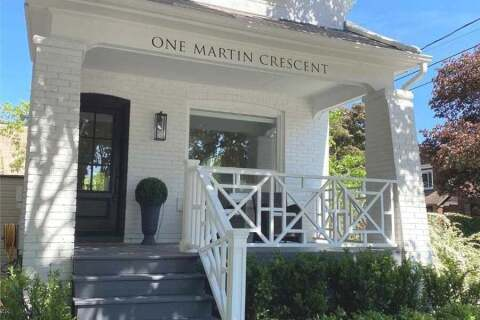 House for sale at 1 Martin Cres Toronto Ontario - MLS: C4779399
