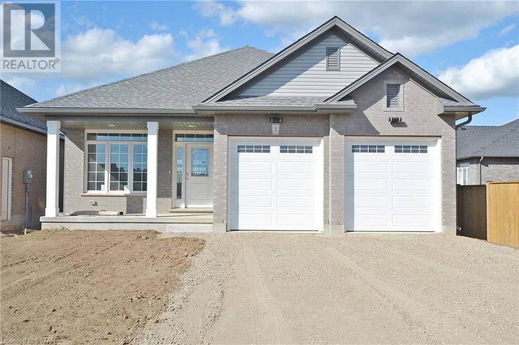 House for sale at 1 Mcpherson Ct St. Thomas Ontario - MLS: 226367