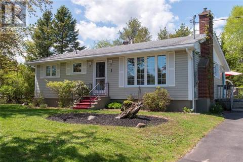 House for sale at 1 Meenans Cove Rd Quispamsis New Brunswick - MLS: NB025903