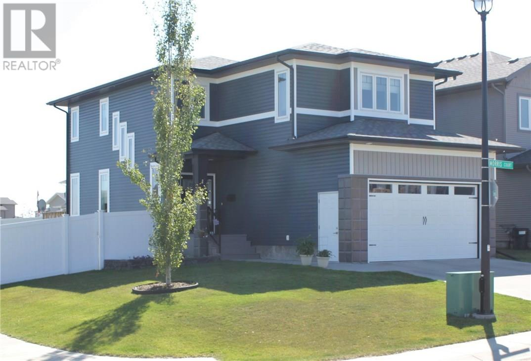 For Sale: 1 Morris Court, Blackfalds, AB | 4 Bed, 4 Bath House for $515,000. See 30 photos!