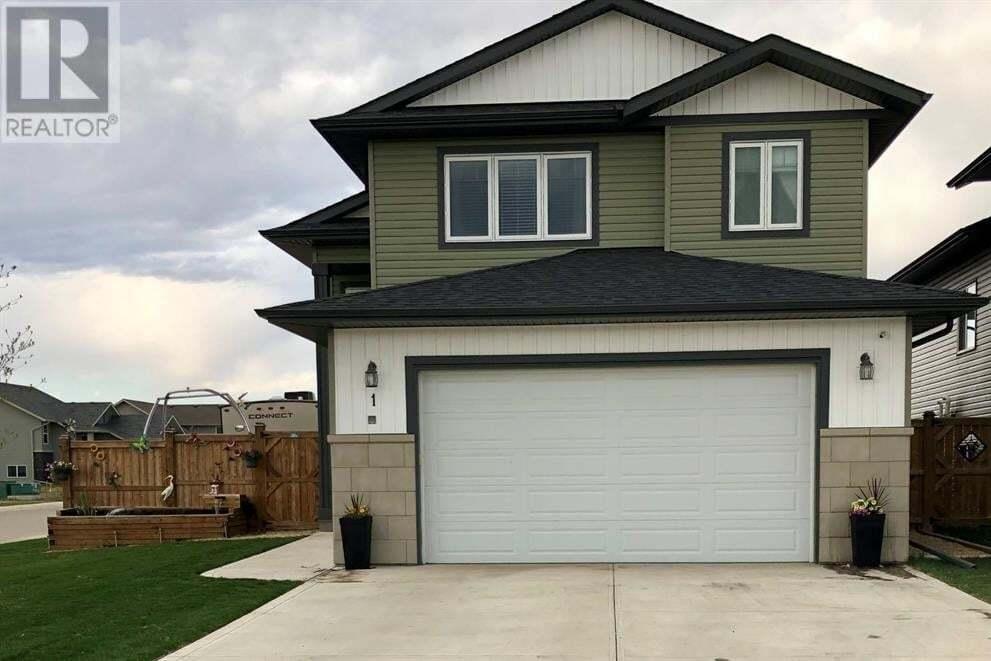 House for sale at 1 Murphy Cs Blackfalds Alberta - MLS: CA0186343