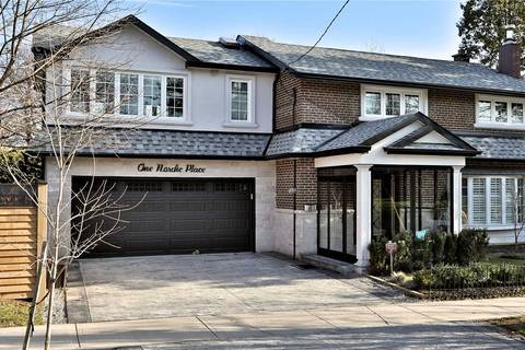 House for sale at 1 Nordic Pl Toronto Ontario - MLS: C4424079