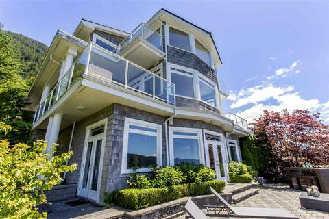 House for sale at 1 Ocean Point Dr West Vancouver British Columbia - MLS: R2406962