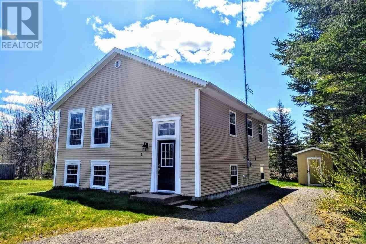 House for sale at 1 Old Runway Dr Nictaux Nova Scotia - MLS: 202008118
