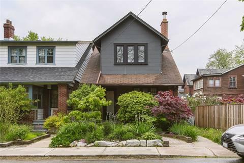 House for sale at 1 Osborne Ave Toronto Ontario - MLS: E4475984