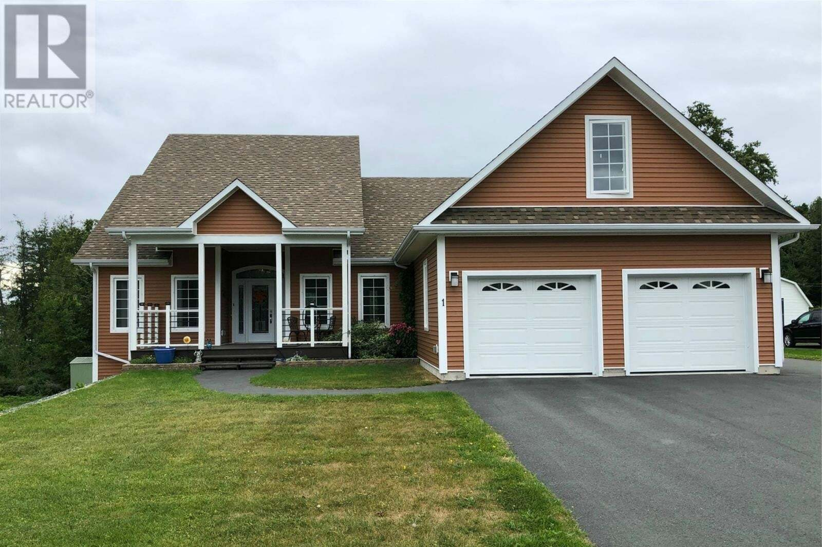 House for sale at 1 Pauls Hl Gambo Newfoundland - MLS: 1207601