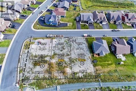 Residential property for sale at 1 Pembury Cs Mount Pearl Newfoundland - MLS: 1196848