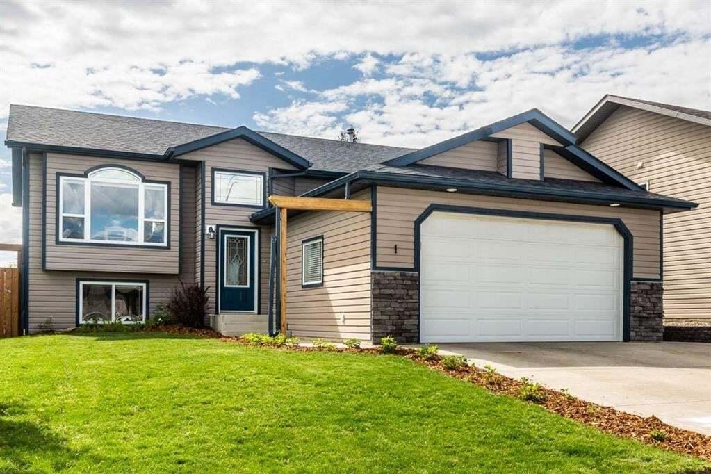 House for sale at 1 Ponderosa Ave Blackfalds Alberta - MLS: A1004533