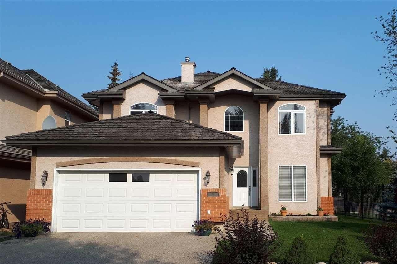 House for sale at 1 Prestige Pt NW Edmonton Alberta - MLS: E4214060