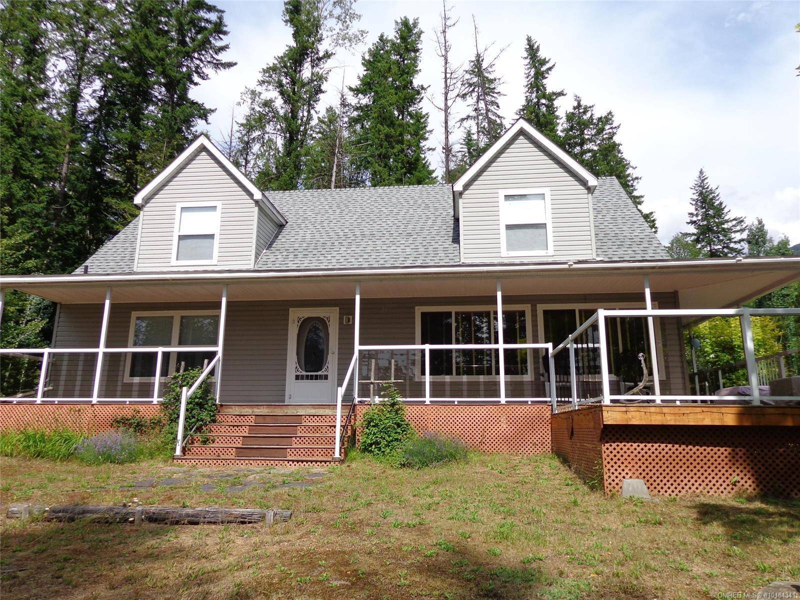 House for sale at 1 Queest Rte North Sicamous British Columbia - MLS: 10184341