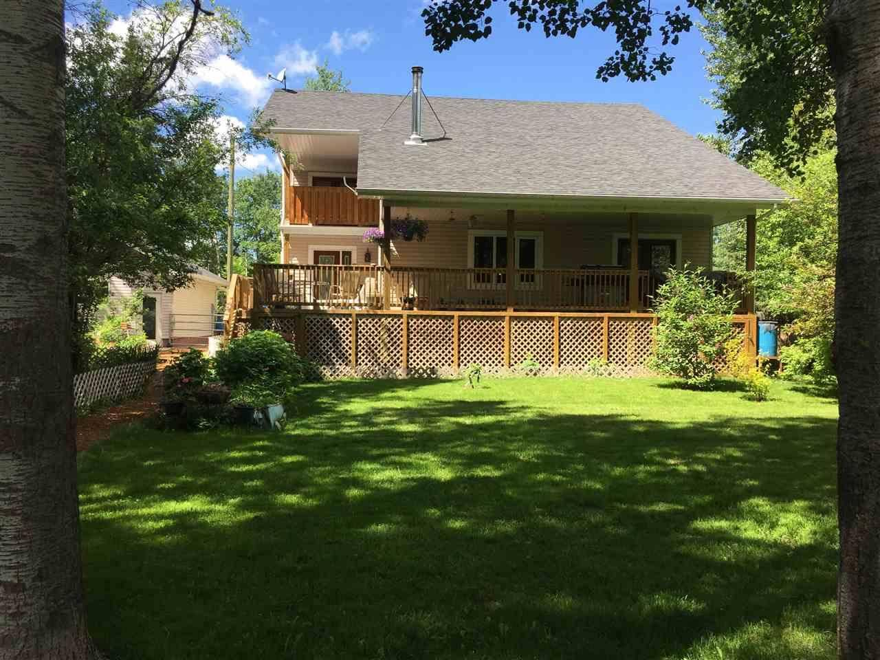 House for sale at 1 Railway Ave Rural Parkland County Alberta - MLS: E4193960