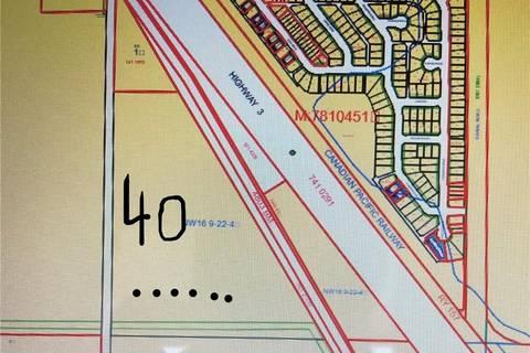 House for sale at 1 River Ridge Rd SE Coalhurst Alberta - MLS: LD0174607