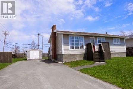House for sale at 1 Robertson Ave Gander Newfoundland - MLS: 1196397