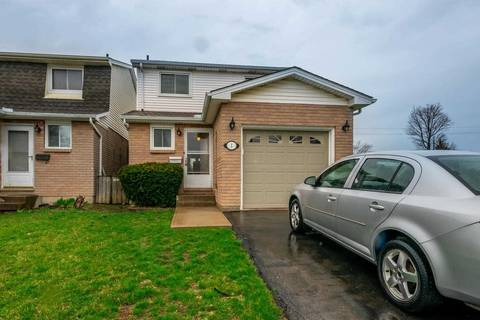 House for sale at 1 Romy Cres Thorold Ontario - MLS: X4420090