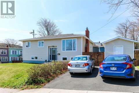 House for sale at 1 Ryan St St. John's Newfoundland - MLS: 1214309