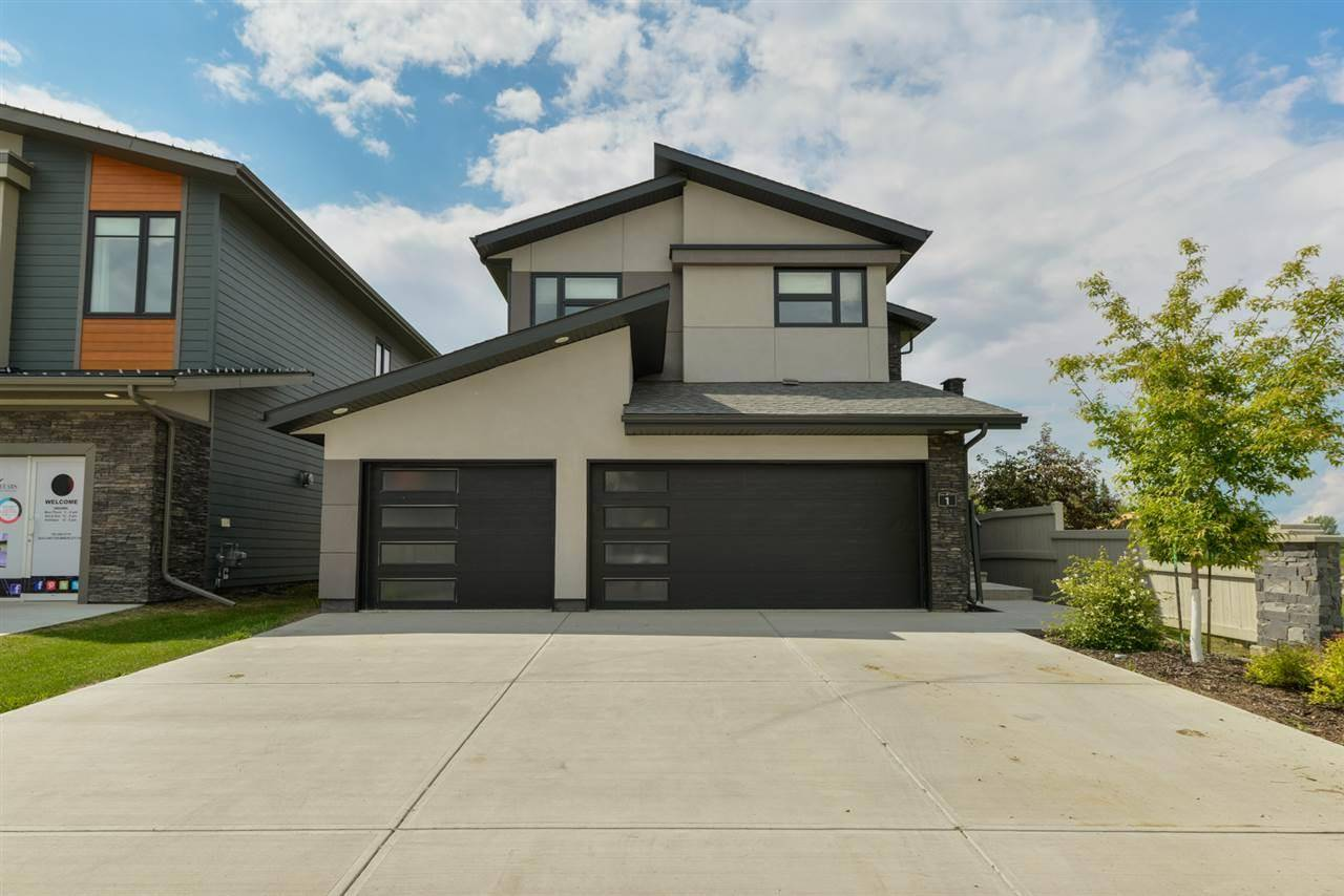House for sale at 1 Rybury Ct Sherwood Park Alberta - MLS: E4193383