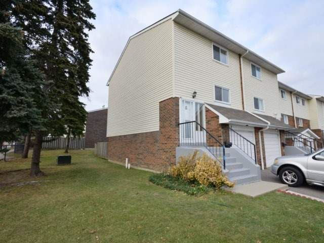 For Sale: 1 Sandringham Court, Brampton, ON | 3 Bed, 2 Bath Townhouse for $445,000. See 20 photos!