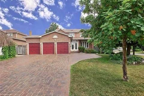 House for rent at 1 Schooner Ct Markham Ontario - MLS: N4641620