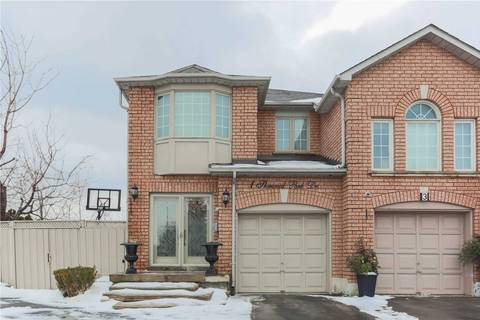 Townhouse for sale at 1 Sherwood Park Dr Vaughan Ontario - MLS: N4733988