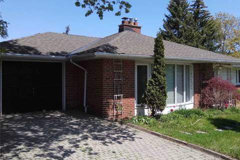 House for rent at 1 Shouldice Ct Toronto Ontario - MLS: C4687662