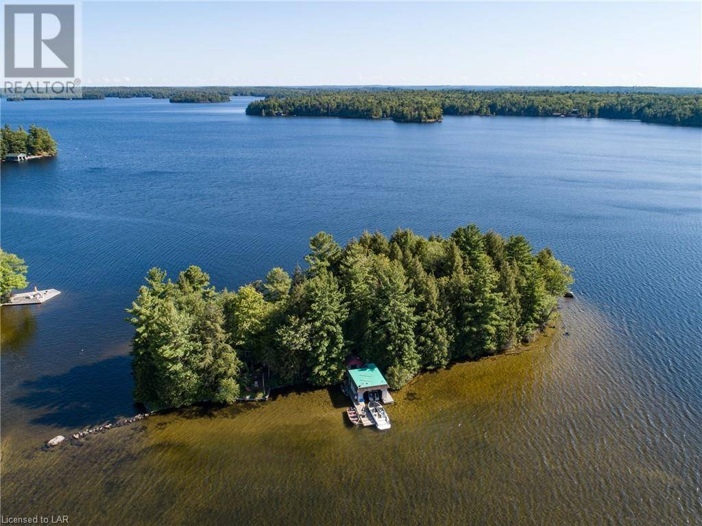 House for sale at 1 Small (also Known As Magda Island) Is Muskoka Lakes Ontario - MLS: 255756
