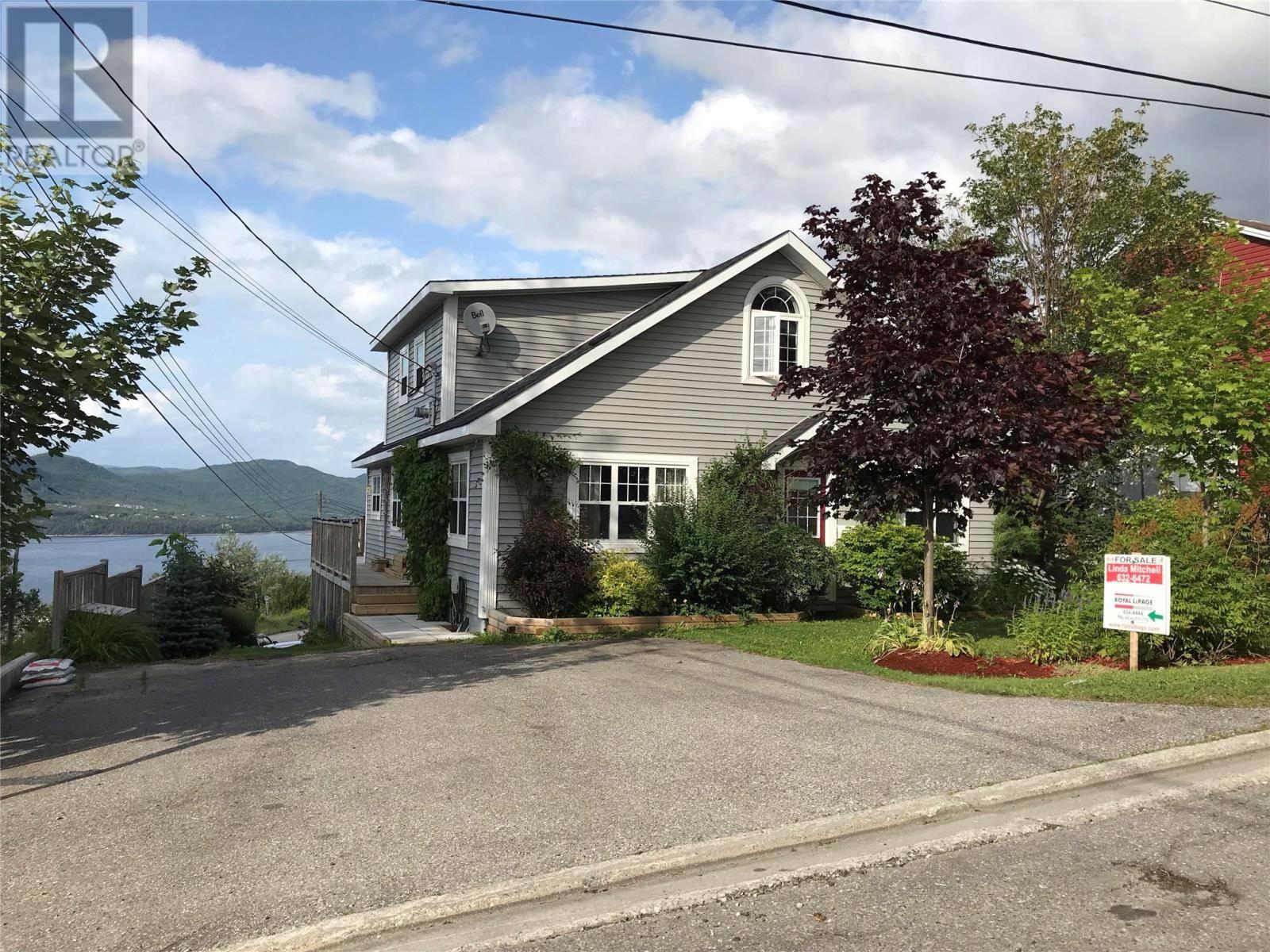 House for sale at 1 Spencer St Corner Brook Newfoundland - MLS: 1200682
