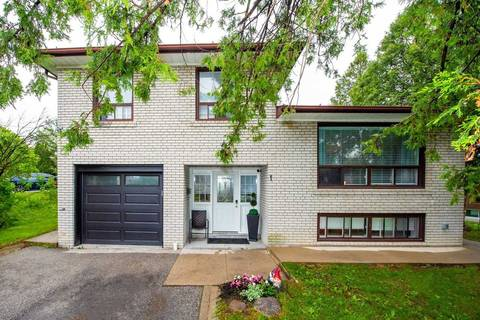House for sale at 1 Stanwood Cres Toronto Ontario - MLS: W4574352