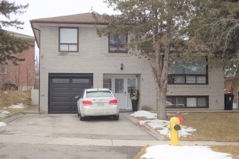 House for sale at 1 Stanwood Cres Toronto Ontario - MLS: W4682004