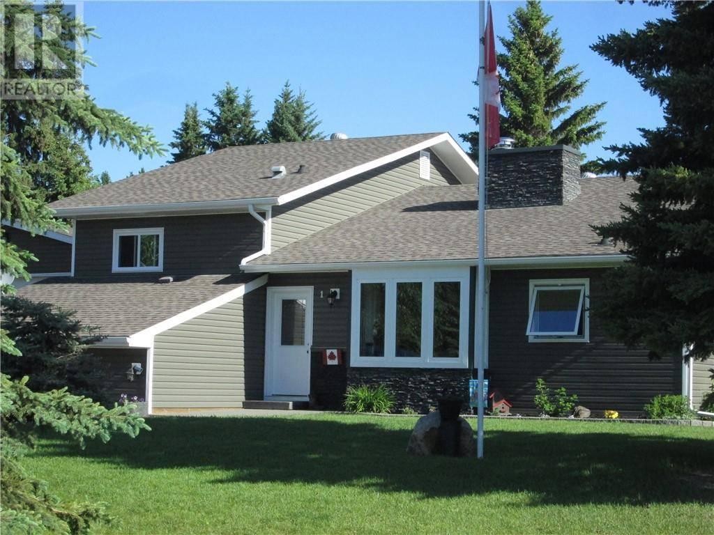 House for sale at 1 Sylvan Ln Norglenwold Alberta - MLS: ca0165244