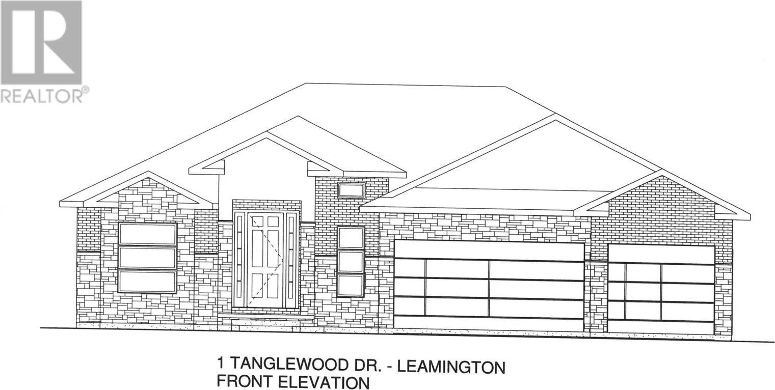 House for sale at 1 Tanglewood  Leamington Ontario - MLS: 20000519