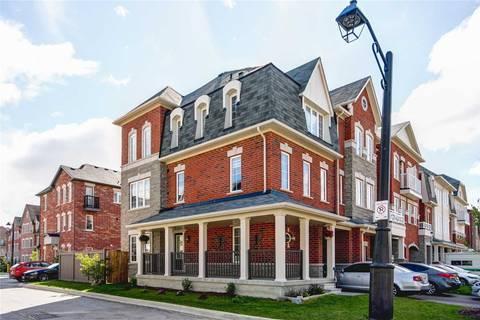 Townhouse for sale at 1 Tollgate St Brampton Ontario - MLS: W4519147