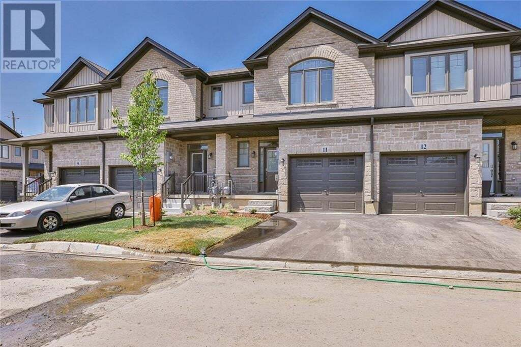 Townhouse for sale at 1 Tom Brown Dr Paris Ontario - MLS: 30820223