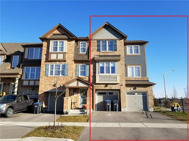 For Rent: 1 Vanhorne Close, Brampton, ON | 3 Bed, 4 Bath Townhouse for $1,950. See 16 photos!