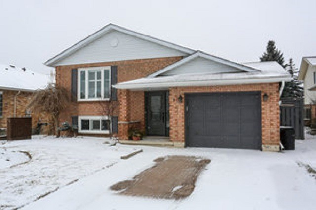 For Sale: 1 Westchester Drive, Kitchener, ON | 3 Bed, 2 Bath House for $500000.00.