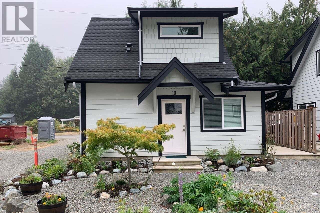House for sale at 77 Nelson Rd Unit 10 Lake Cowichan British Columbia - MLS: 855882