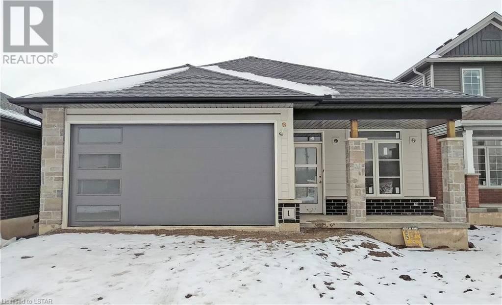 House for sale at 1 Mcpherson Ct Unit 10 St. Thomas Ontario - MLS: 239460