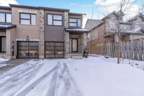 Townhouse for sale at 10 Vaughan St Unit 10 Guelph Ontario - MLS: X5081375