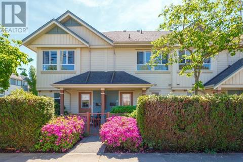 Townhouse for sale at 1019 Park St North Unit 10 Victoria British Columbia - MLS: 411288