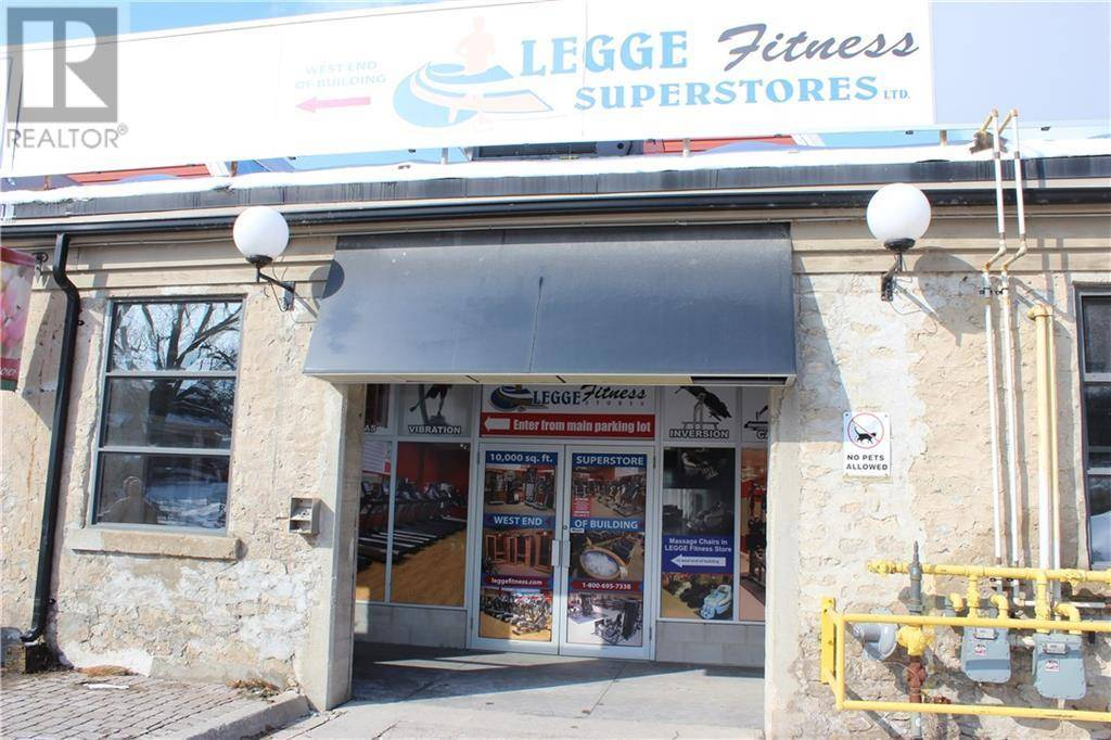 Commercial property for sale at 105 Queen St West Unit 10 Fergus Ontario - MLS: 30789972