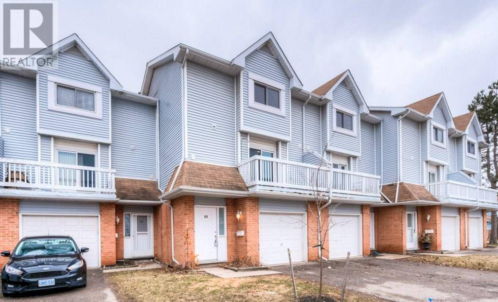 Townhouse for sale at 111 Traynor Ave Unit 10 Kitchener Ontario - MLS: 30799491