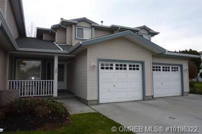 Townhouse for sale at 1120 Guisachan Rd Unit 10 Kelowna British Columbia - MLS: 10196322