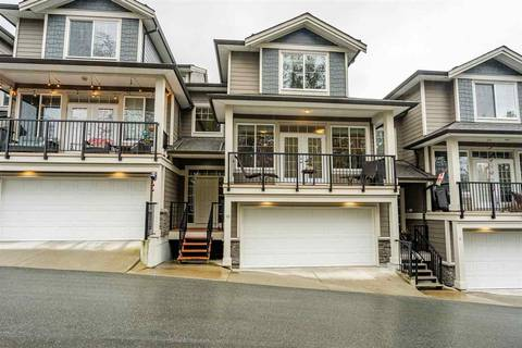 Townhouse for sale at 11384 Burnett St Unit 10 Maple Ridge British Columbia - MLS: R2435757