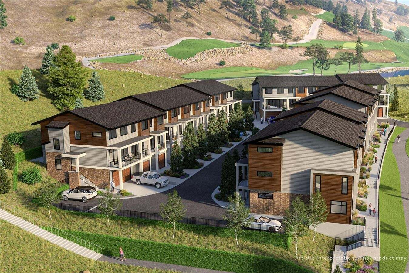 Townhouse for sale at 1150 Black Mountain Dr Unit 10 Kelowna British Columbia - MLS: 10208419
