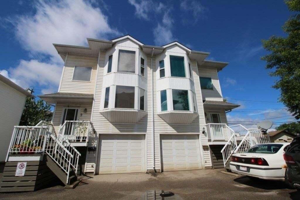 Townhouse for sale at 11718 97 St NW Unit 10 Edmonton Alberta - MLS: E4205613