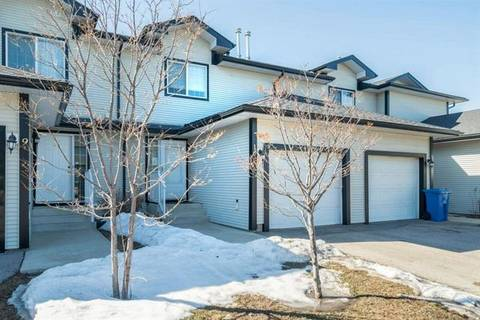Townhouse for sale at 12 Silver Creek Blvd Northwest Unit 10 Airdrie Alberta - MLS: C4233151