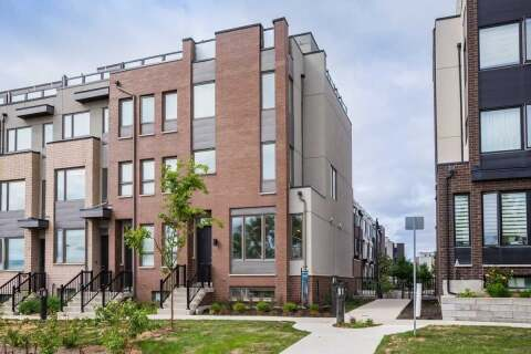 Townhouse for sale at 120 Frederick Tisdale Dr Unit 10 Toronto Ontario - MLS: W4900976