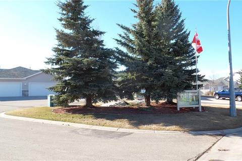 Townhouse for sale at 1200 Milt Ford Ln Unit 10 Carstairs Alberta - MLS: C4237807